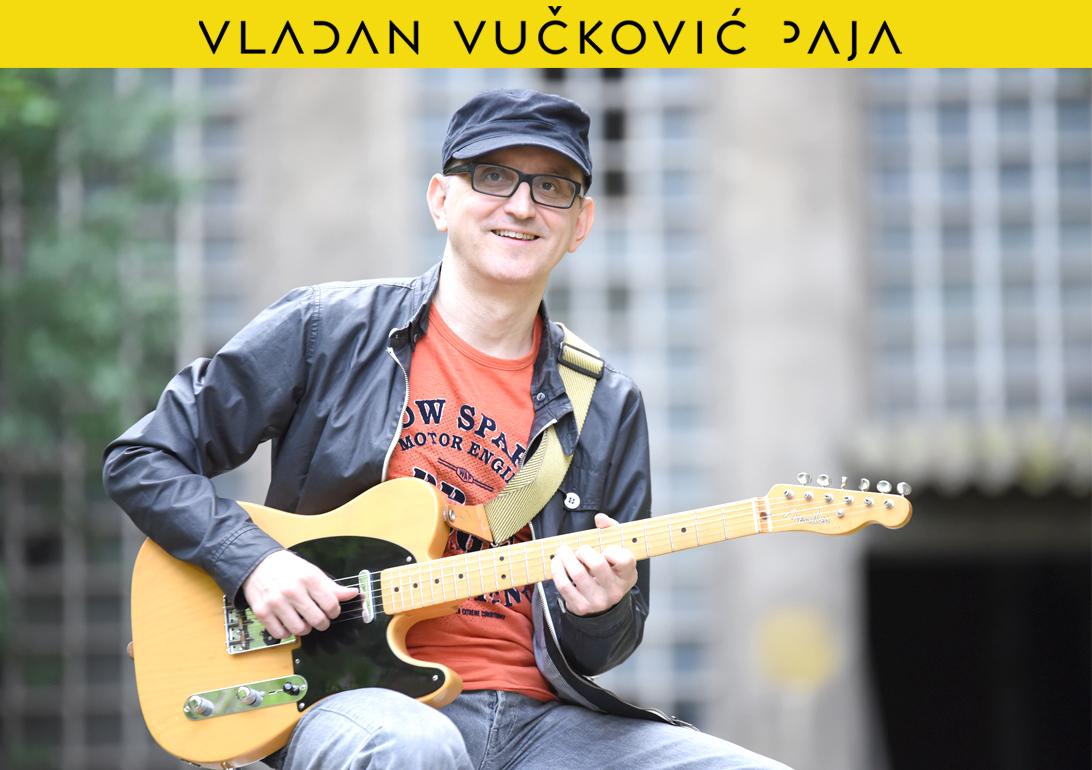 Vladan Vučković Paja